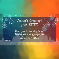 Season´s greetings from SETEX